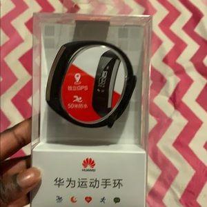 Huawei version of fit bit